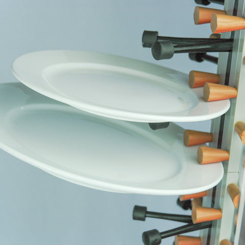 Vertical Plate Stand - 80