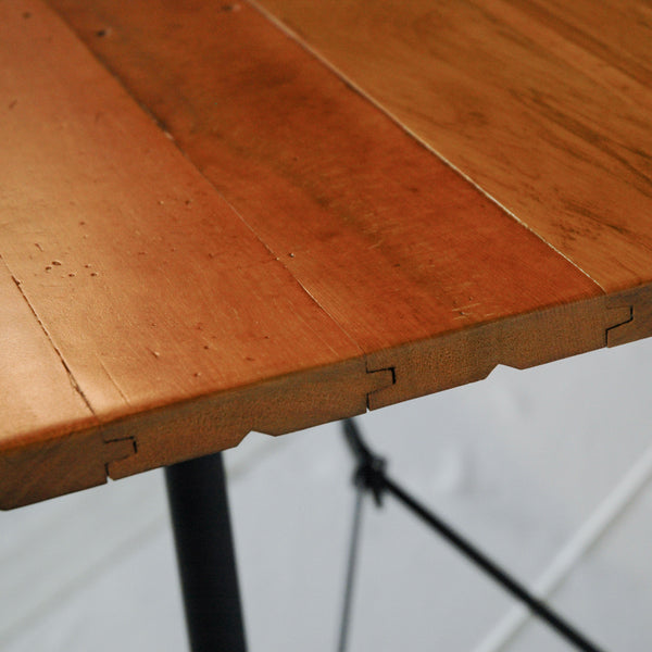 Recycled Rimu Table