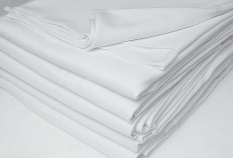 Tablecloth 3m round white