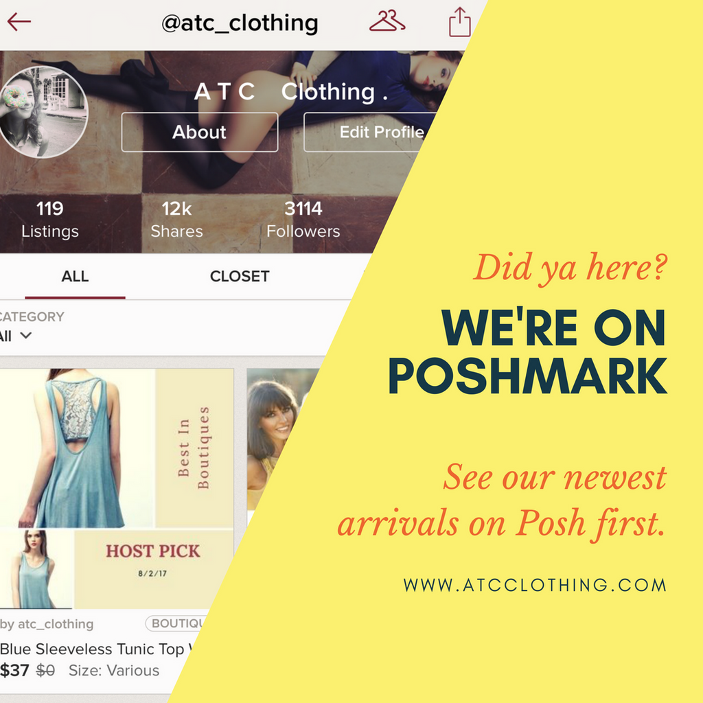 3 reasons why you should be on PoshMark