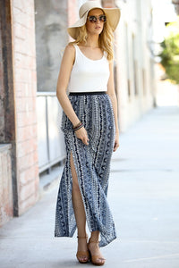 Sleeveless Maxi Dress - ATC Clothing