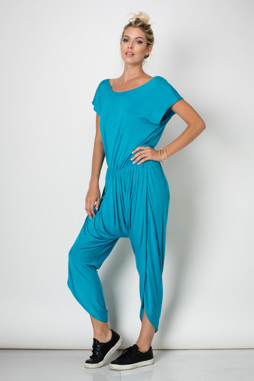 Harem Jumpsuit - ATC Clothing