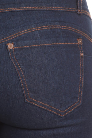 3-Button Skinny Jeans - ATC Clothing