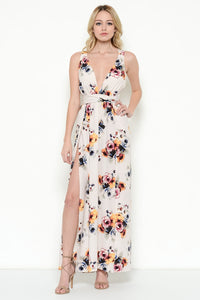 Floral Maxi Dress - ATC Clothing