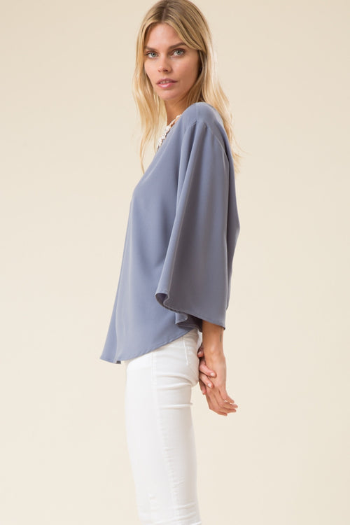 Cutout Bow Top