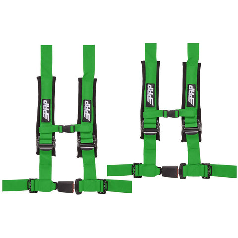 PRP 4.2 Harness Kit (Pair) - Green