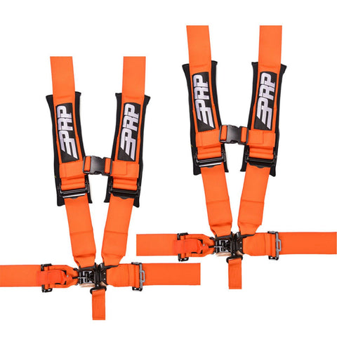 "PRP 5.3 Safety Harness Kit, 5 Point 3"" (Pair) - Orange"