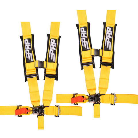 "PRP 5.3 Safety Harness Kit, 5 Point 3"" (Pair) - Yellow"