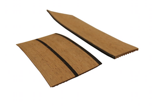 GET A SAMPLE – NuTeak Synthetic Teak Decking