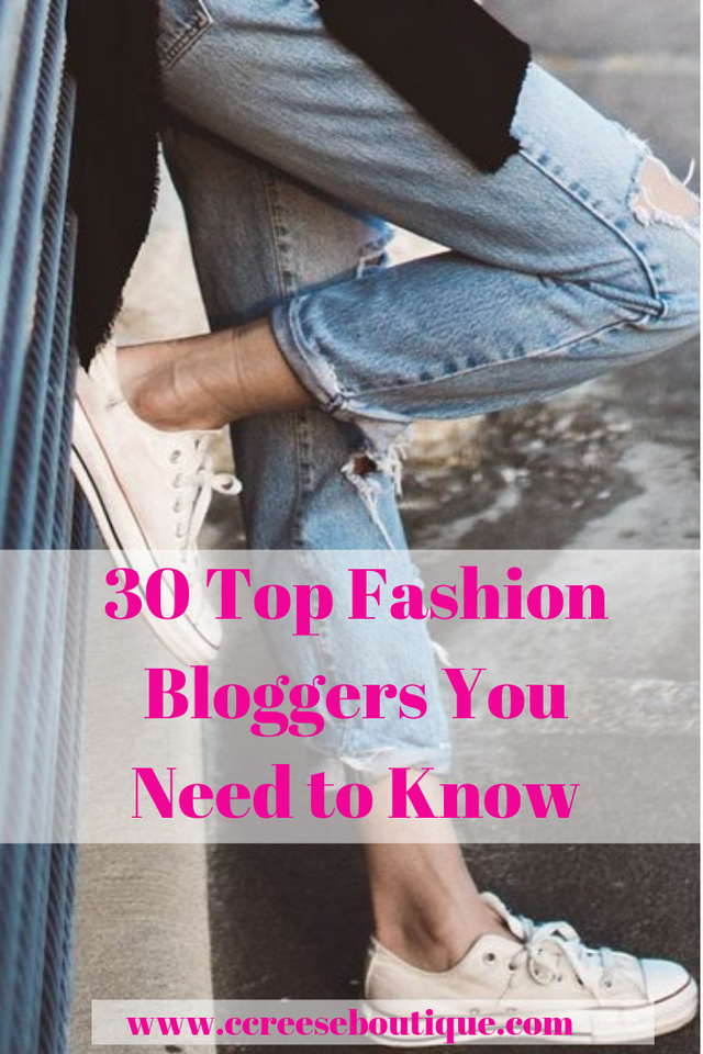 fe3e9f5b27 The Top 30 Fashion Influencers and Bloggers You're Missing Out On ...