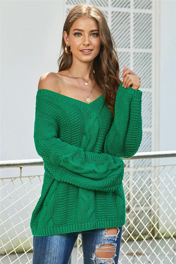 Emory Knit Sweater
