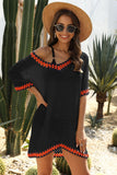 Boho Beach Tunic Dress