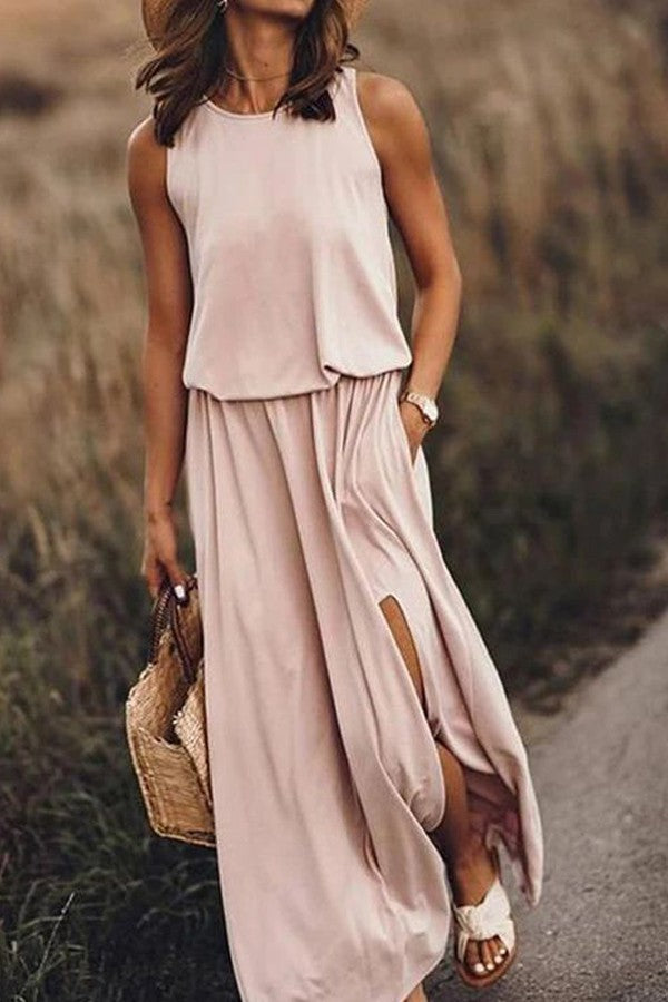 Emerson Side Slit Maxi