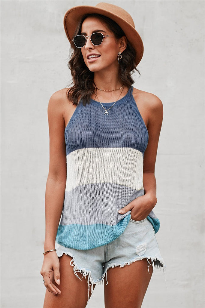 Giselle Striped Top