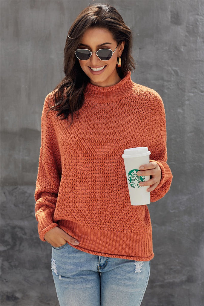 Hailey Chunky Sweater