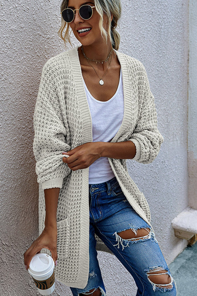 Allie Cozy Cardigan
