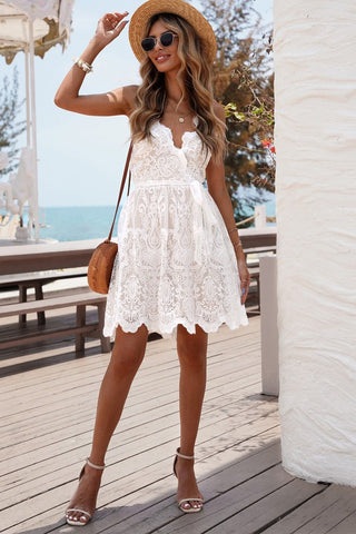 Isabella Spaghetti Strap Dress - Pre Order ends 5-15 at noon!