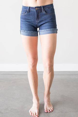Ava Denim Shorts