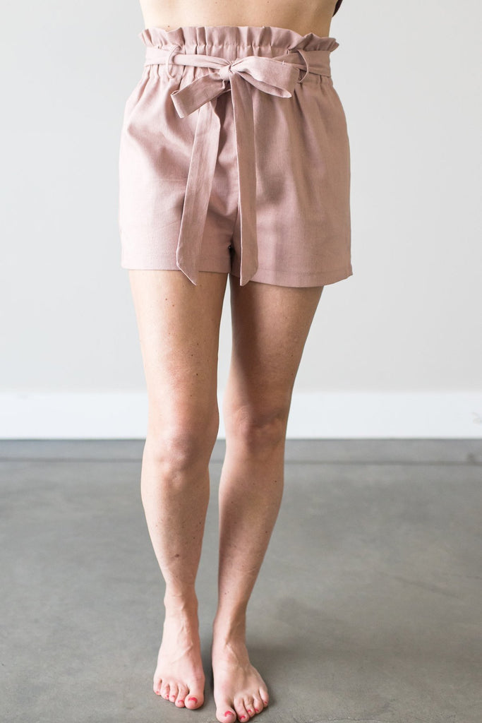 Z - Liliana Linen Shorts