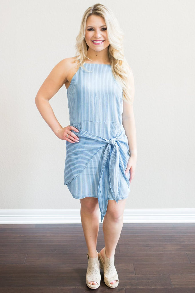 Z-Kit Tie Dress