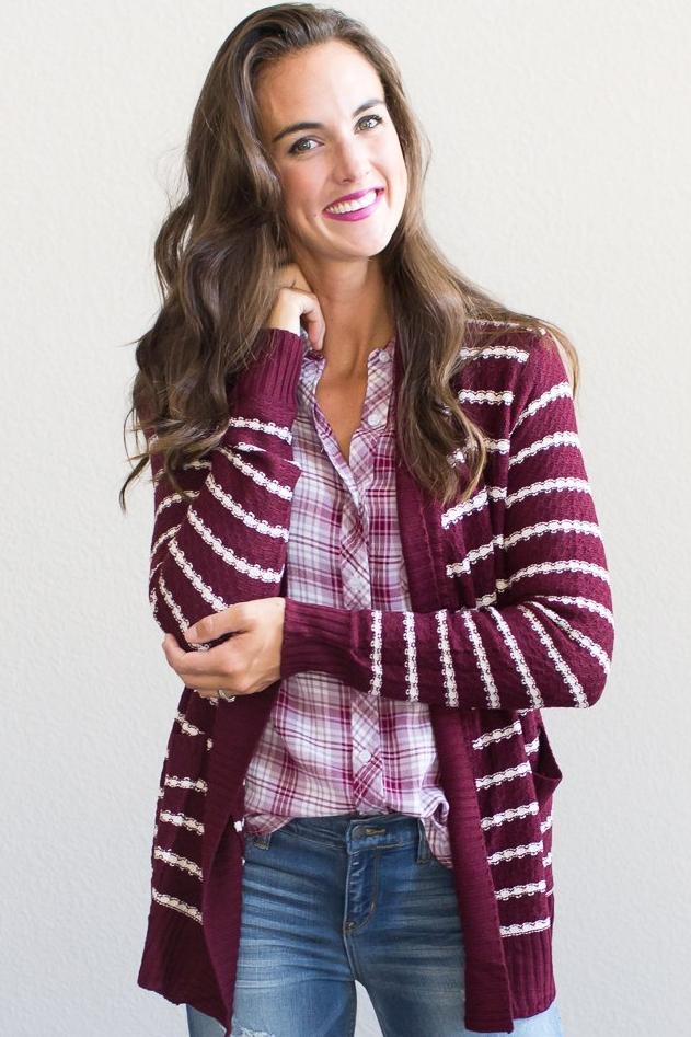 Z-Vineyard Cardigan