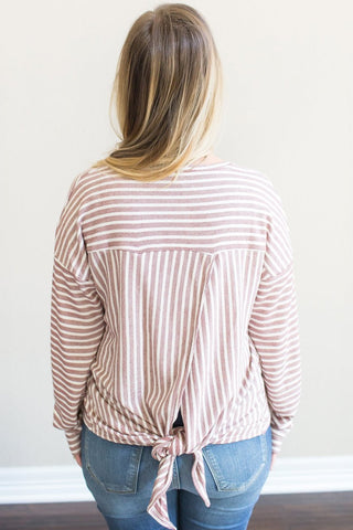 Eve Striped Top