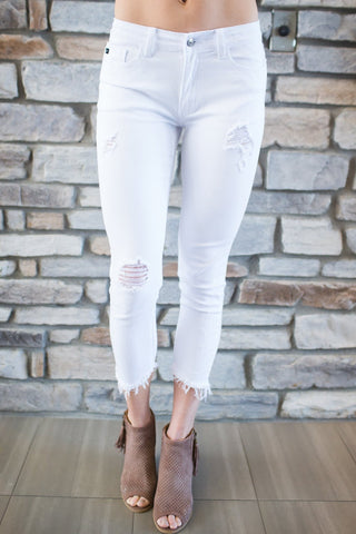 KC Anika Ankle Jeans