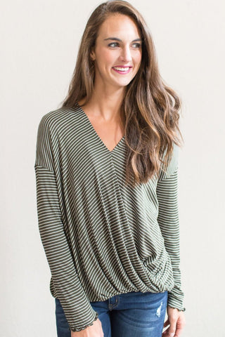 Wren Crossover Top