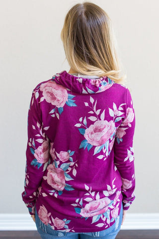 Eve Floral Top