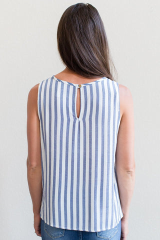 Clara Striped Top