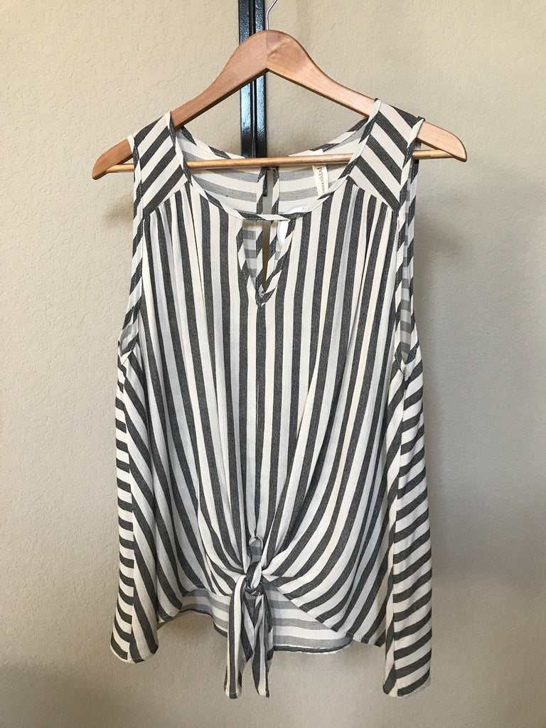 Hadlee Striped Top