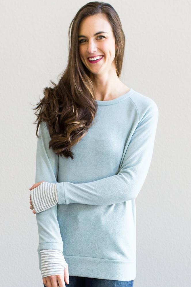 Layne Knit Pullover