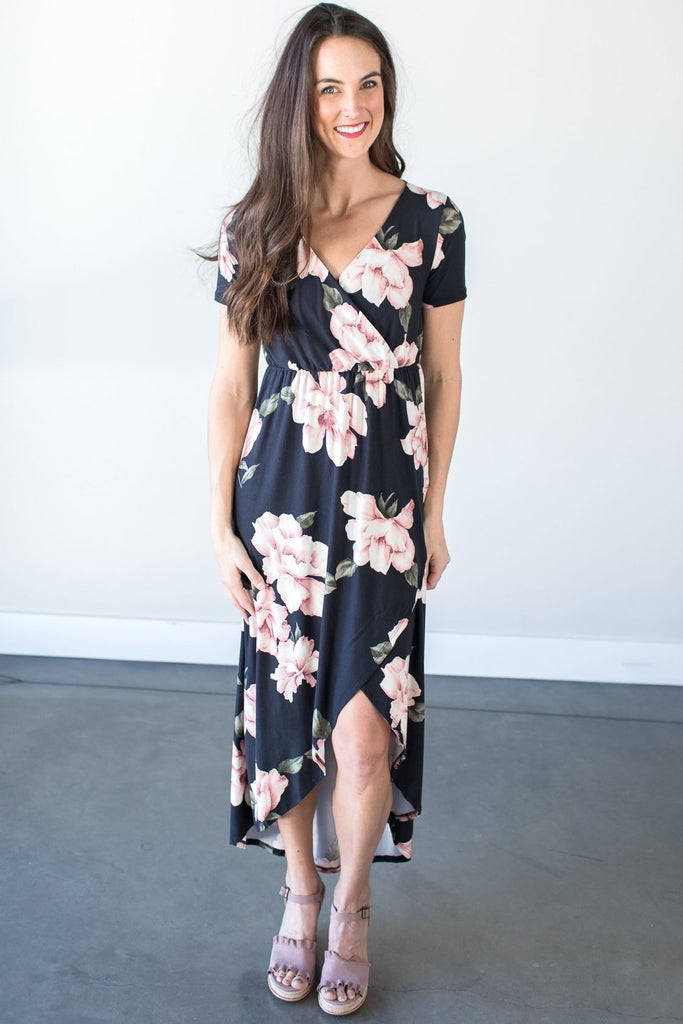 Lindsay Floral Dress