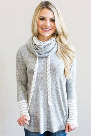 Hailey Knit Top