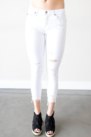 KC Abby Ankle Jeans