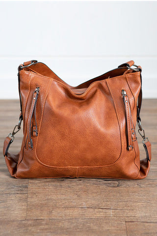 Cassidy Faux Leather Handbag