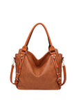 Melody Faux Leather Bag