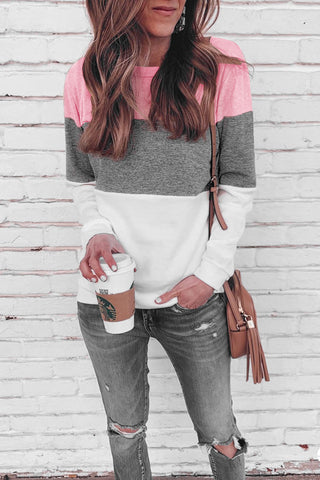 Rachael Color Block Top