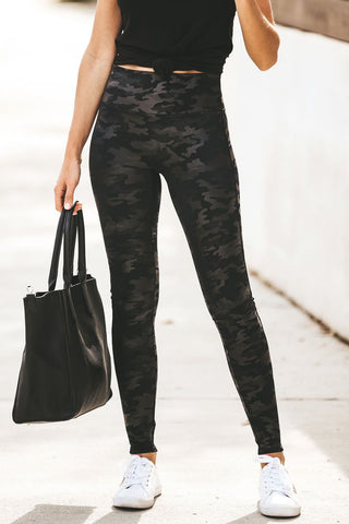 Kylie Camo Leggings