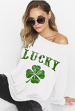 Feeling Lucky Top