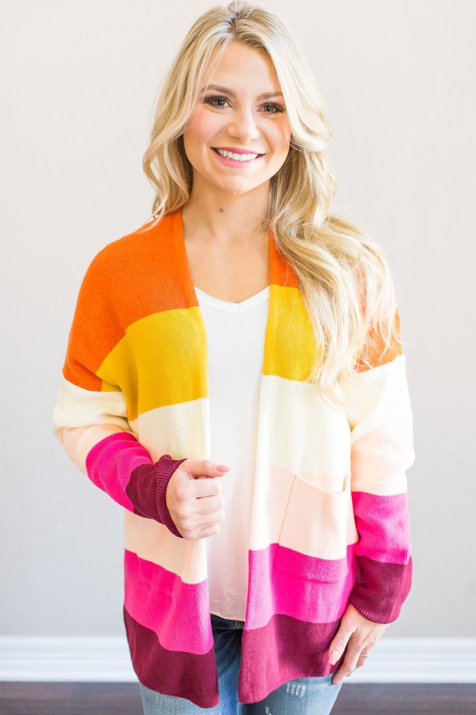 Madison Knit Cardigan