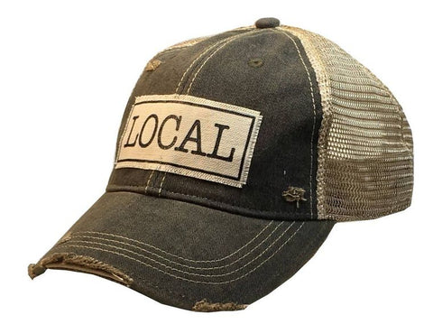 Vintage Distressed Hats (multiple styles)