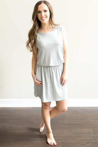 Cara Sleeveless Dress