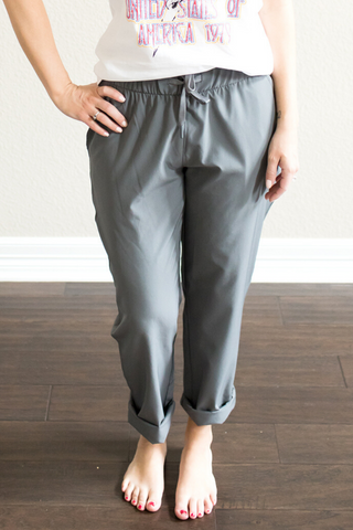 Whitney Cropped Pant