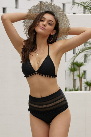 Kerrington High Waist Bikini