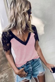 Miley Lace Sleeve Top