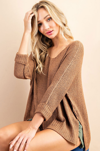 Crewe Knit Sweater