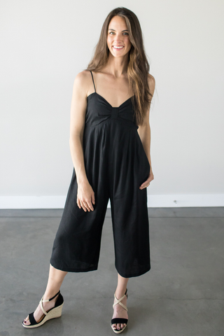 Augusta Sleeveless Jumpsuit