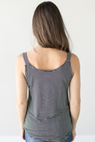 Z-Parker Sleeveless Twist Top