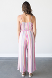 Maryn Striped Jumpsuit
